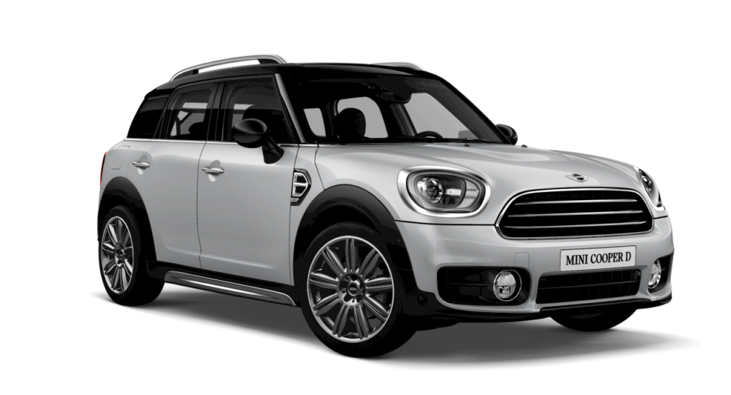 New MINI CROSSOVER COOPER D