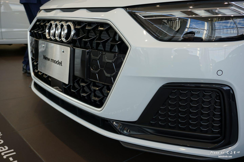 Audi A1 Sportback エクステリア グリル