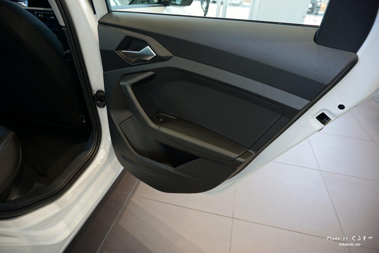 Audi A1 Sportback インテリア リアドアトリム