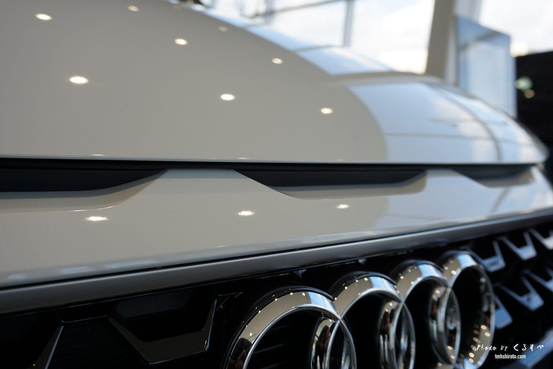 Audi A1 Sportback エクステリア エアインレット