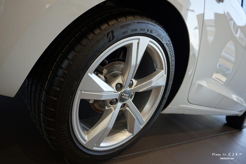 Audi A1 Sportback タイヤ