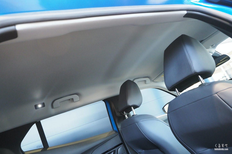 SUV 2008 Allureのルーフライニング(ホワイト)
